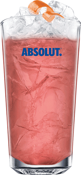 Absolut Cosmow Mule